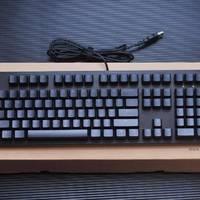 ikbc R300键盘外观展示(按键|指示灯|防滑垫|脚撑|键帽)