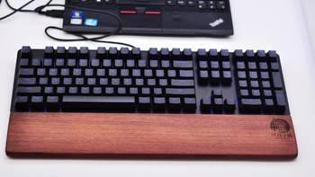ikbc R300键盘使用体验(尺寸|防水|按键|接口|背光)