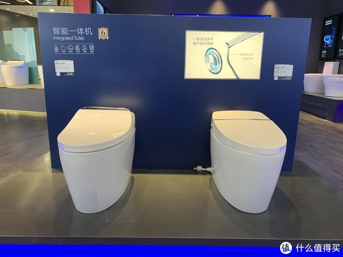 恒洁卫浴探店:有这么好的智能马桶,你还去日本背马桶盖?
