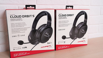 yperX Cloud Orbit夜鹰系列游戏耳机外观展示(呼吸灯|耳罩|头带|金属框架|麦克风)