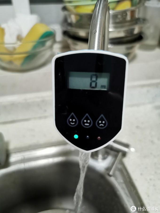 通用滤芯净水器,用起来很美