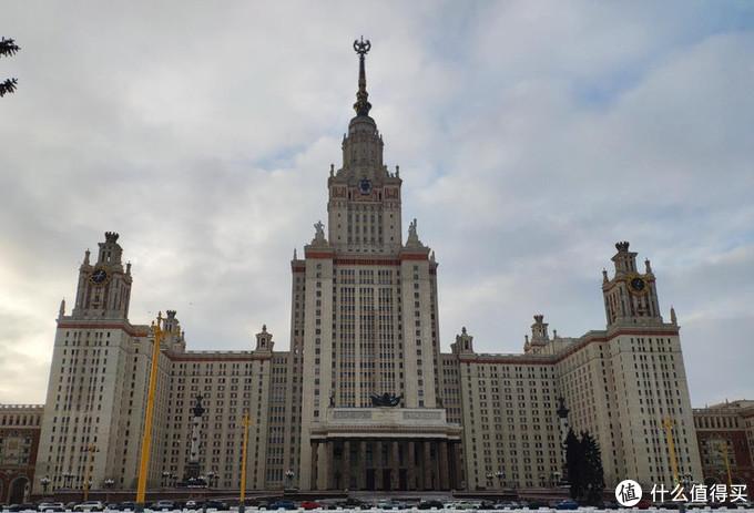 俄罗斯冬游记D2上-女皇村&莫斯科大学