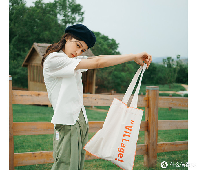 上班买菜藏零食,抗造好看又价廉——这是一份男女生皆适合的帆布包推荐大赏!