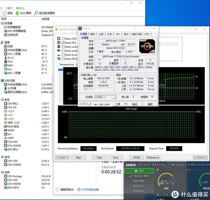 除了供电,这块主板能聊的地方还有很多——技嘉(GIGABYTE)X570 I AORUS PRO WIFI主板 深度评测