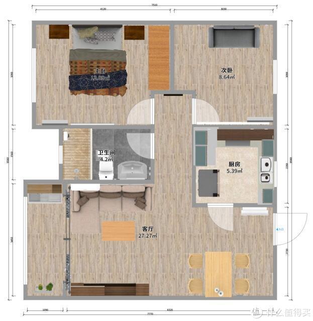 房型设计图