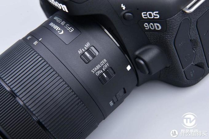 兼具专业与灵活的机身构造 佳能EOS 90D 套机外观解析