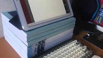 洛菲圆点蓝牙机械键盘使用测评(尺寸|防水|按键|接口|背光)