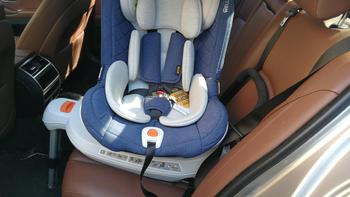 惠尔顿方舟安全座椅图片展示(头枕|靠背|安全带|坐垫|按钮)