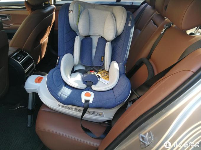 宝宝的安全卫士 惠尔顿方舟安全座椅开箱