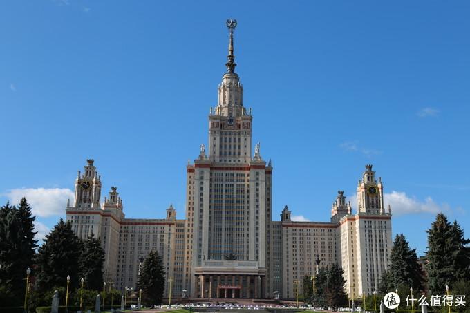 三天闲逛莫斯科