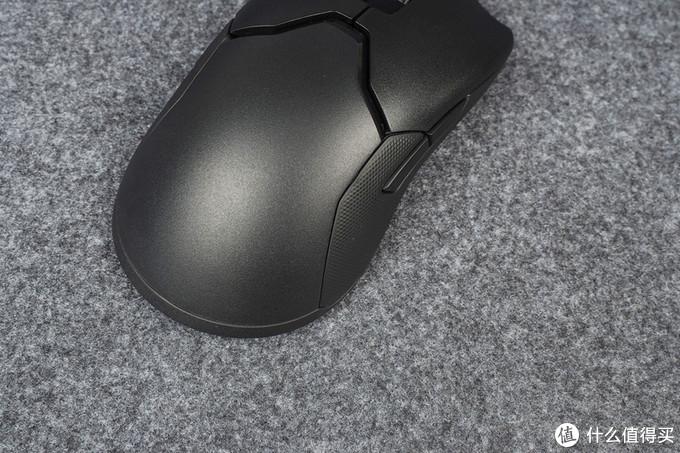 雷蛇毒蝰游戏鼠标拆解评测 - 2019年度神鼠标推荐