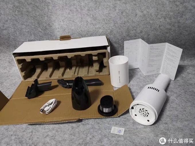 品质品相都有品——顺造 随手吸尘器Z1轻测