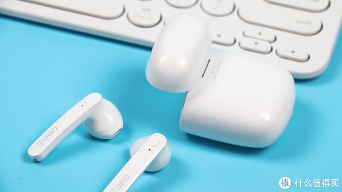 不仅大一点:360 PlayBuds无线蓝牙耳机 晒单