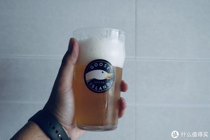 鹅鹅鹅,开酒不喝车,清淡IPA好喝来一车。