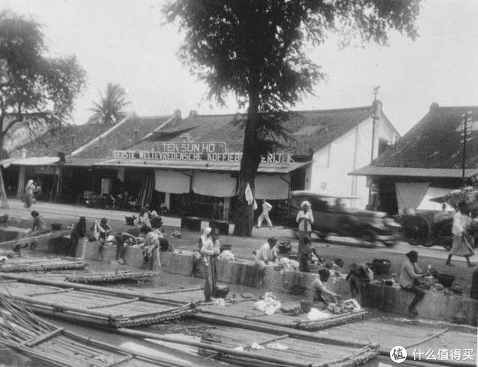图为荷属东印度日占时期的印尼