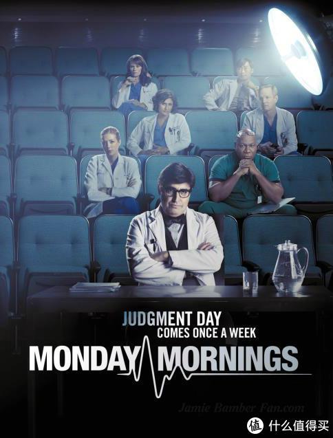 《周一清晨》(Monday Mornings)海报
