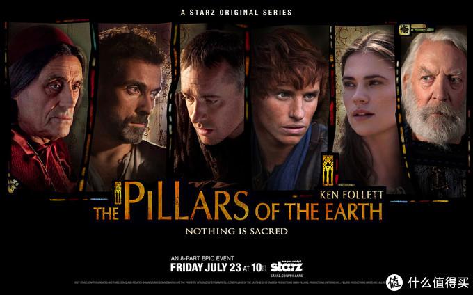 《圣殿春秋》( The Pillars of the Earth)卡司强大
