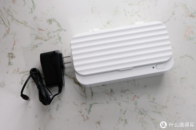 EraClean 家用小型超声波清洗机 入手体验