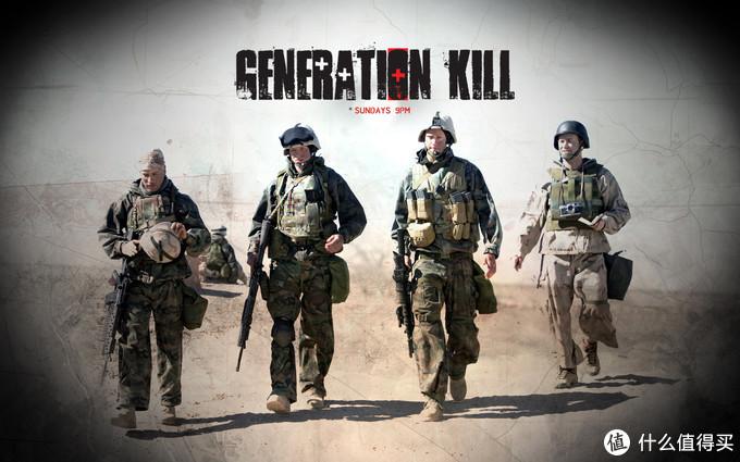 《杀戮一代》(Generation Kill)剧照