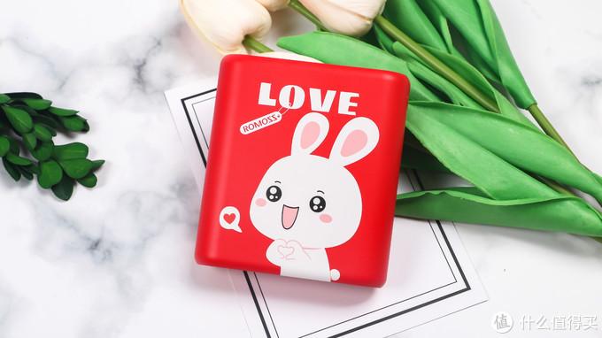 兔可爱:罗马仕 10000毫安 迷你版便携充电宝 晒单