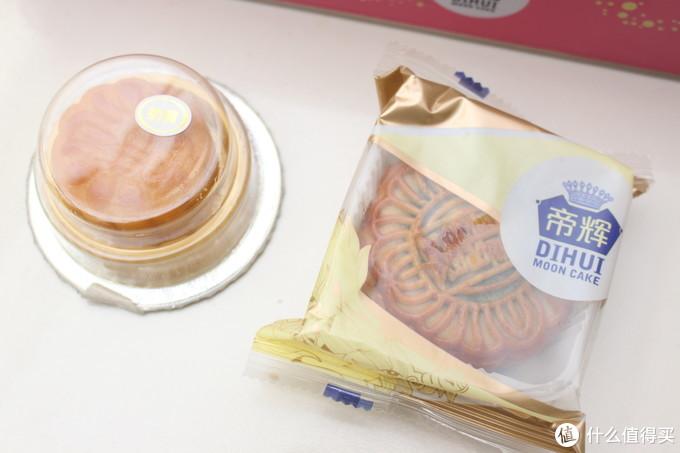 第一次吃流心奶黄月饼,感觉还不错