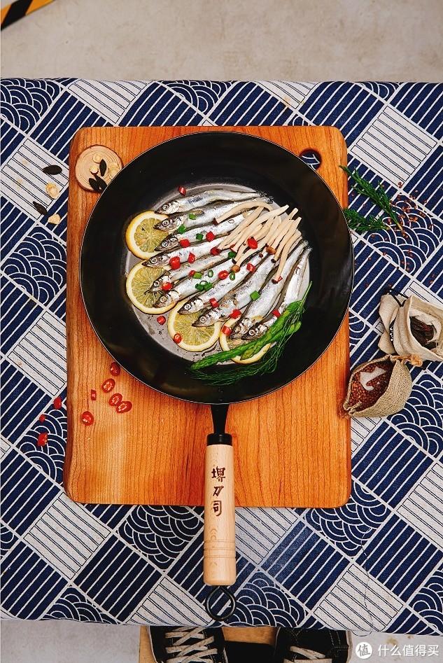 堺刀司煎鱼