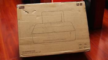小米打印机图片展示(参数|产地|指示灯|安装|效率)