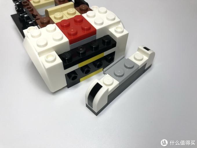 LEGO 超级赛车 75895 1974年保时捷911Tubro 3.0