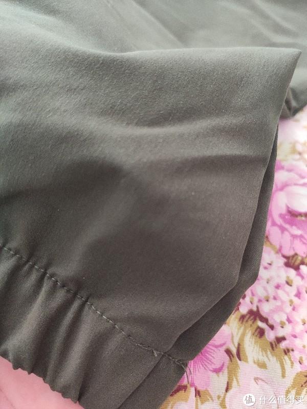 94两条的京东京造工装裤到底怎么样尺码偏小严重