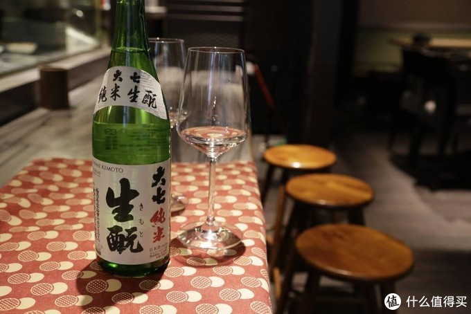 ▲采用生酛酿造的清酒