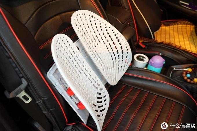 乐班人体工学可调背靠:车载家居两用,轻松舒适!