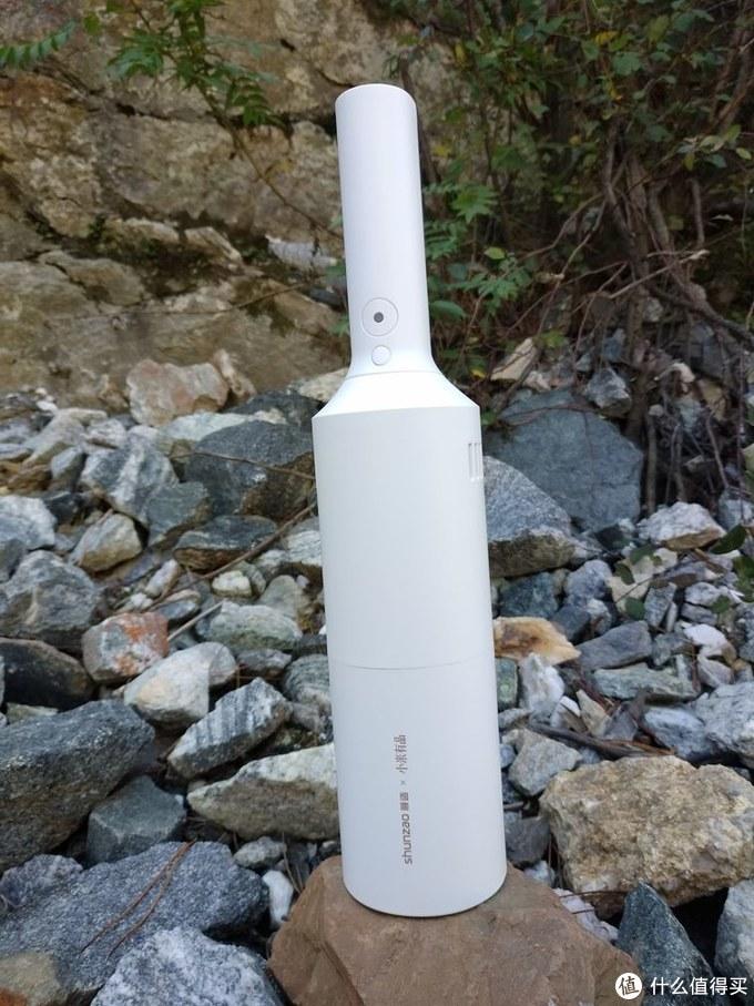吸吸更健康,顺造手持无线吸尘器。
