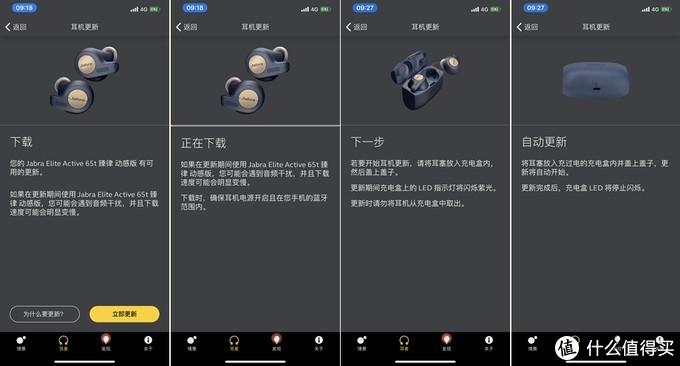 """捷波朗Elite Active 65t运动真无线耳机,无""""线束"""",双连接,运动不受限"""