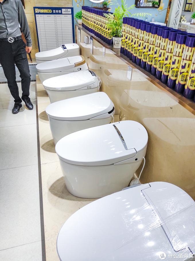 门店体验:九牧卫浴洁具哪些值得买?2.6万搞定两卫洁具