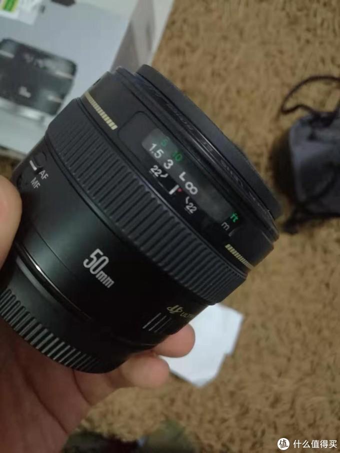 成色不错的50mm定焦