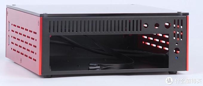 没有显卡插槽的ITX机箱