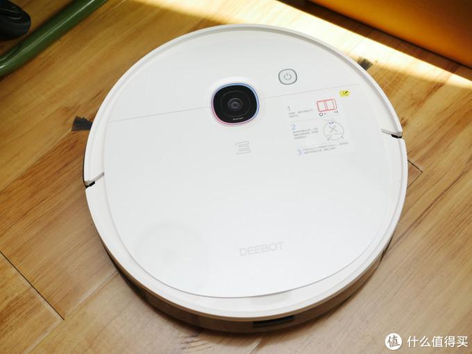 轻轻一按家里干干净净 - 科沃斯N5 Neo扫地机器人评测