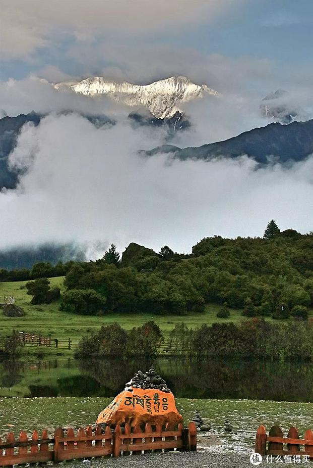 去年7月在藏区鲁朗拍的,明年如果有时间,还得骑摩托走一次滇藏线。