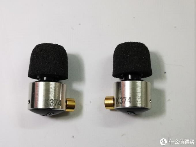 带你认识MMCX接口:AKG K374耳机改造篇