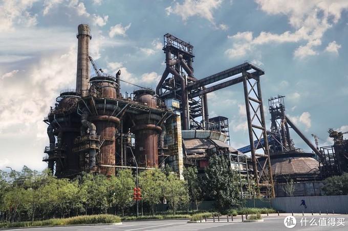 探秘北京工業2.0時代,解鎖硬核首鋼工業遺址公園