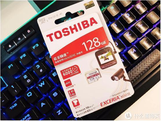 东芝M303E microSD卡,耐热耐寒持续运行也稳定