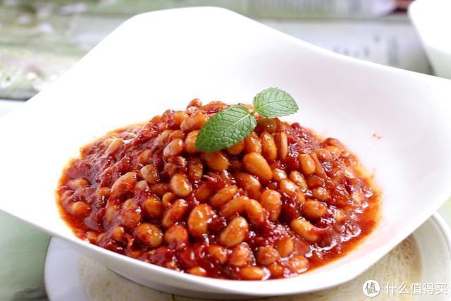 黄豆可以这么吃,口感软绵,酸甜开胃,孩子和女人最喜欢
