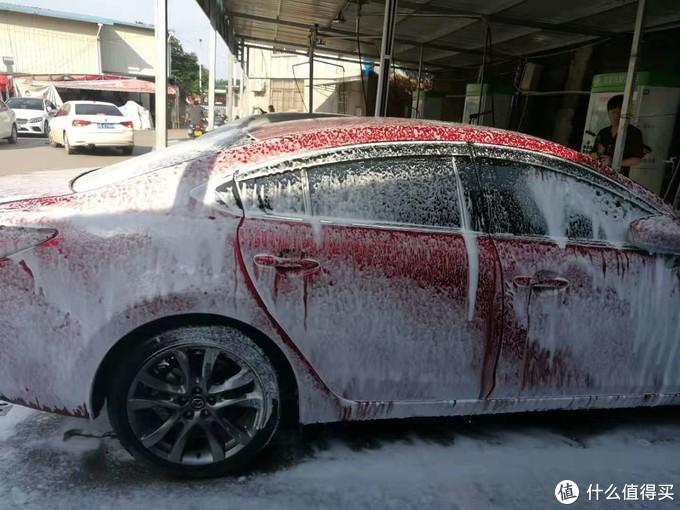 洗车贵,洗车难,探秘6元自助洗车——车海洋自助洗车体验
