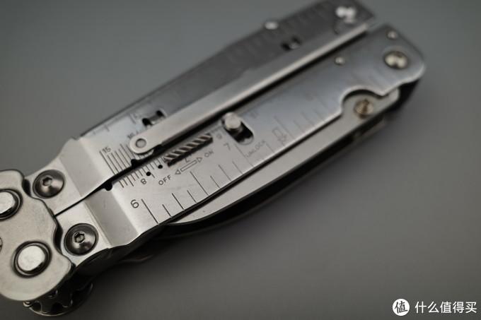 SOG索格 S66-N 多功能折叠钳晒单(附与海啸、TTI对比))