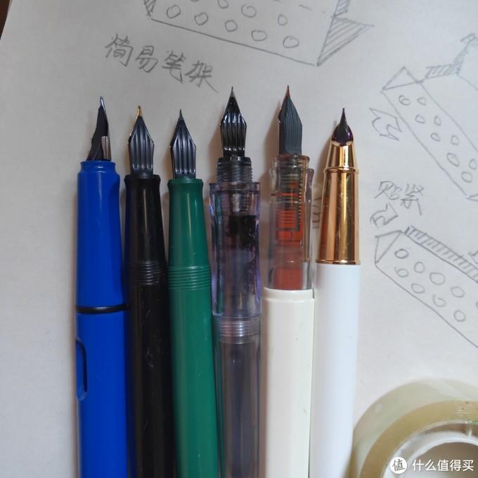 明尖易导致笔尖墨水干得快