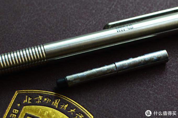 书写精彩人生——NITECORE NTP40钛合金自动铅笔