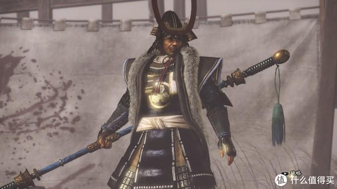 石田三成方面的小BOSS,最有战斗力的武将。岛左近