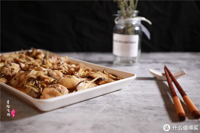 上桌秒抢光,香菇滑鸡这么做,鲜香美味,比外面50元一盘还好吃