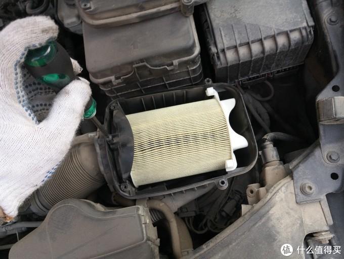 自己动手,昊锐换空调滤芯,空气滤芯