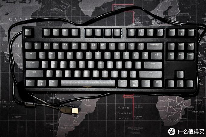 最具性价比的入门机械键盘?最保值的入门机械键盘?我的第一把机械键盘,新贵/NEWMEN C87 机械键盘